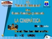 Fisica  Cinematica