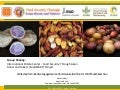 International Potato Center - Food Security Through Asian Roots and Tubers (FoodSTART) Project