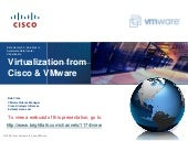 Cisco & VMware Products & Services ...