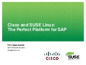 Cisco and SUSE Linux: The perfect p...