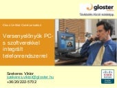 Cisco Uc Desktop Szoftverrel Integr...