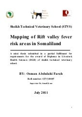 Cismaan shiine rift valley fever th...