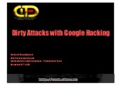 CITEC #CON2-Dirty Attack with Googl...
