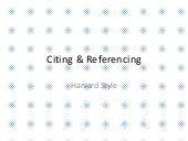 Understanding Citing & referencing ...