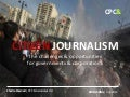 Citizen Journalism: Challenges & Opportunities for Governments & Companies