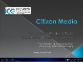 Kompasiana, Citizen Media Business ...