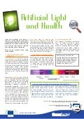 Artificial Light and Health