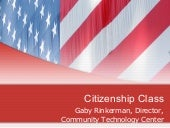 Citizenship Basic Questions