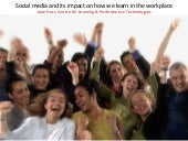 The impact of social media on workp...