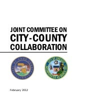 City of Chicago/Cook County Collabo...