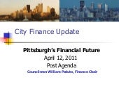 City finance-update-4-12-11-5yr-planb