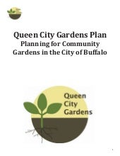 Planning for Community Gardens in t...