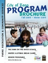 City Of Reno Fall Winter Program Br...