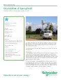 [Case study] City Utilities of Springfield - Solution offers one version of the truth