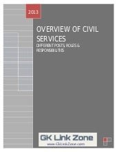 Civil services information