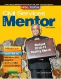 Civil Services Mentor Magazine May 2012 by www.civilservicesmentor.com