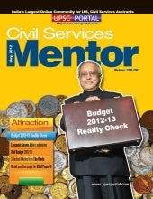 Civil Services Mentor Magazine May ...