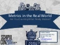 Metrics in the Real World | Online and Offline Analytics Tracking