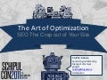 Optimize your Content - SEO Your Site