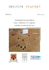 Archaeological Report - Clashnevin ...