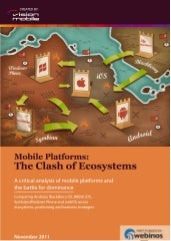 Mobile Platforms: Clash of Ecosystems