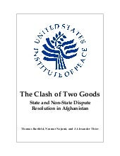 Clash Of Two Goods