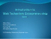 Class 1: Introduction to web techno...