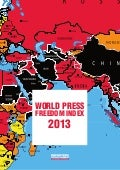 World Press Freedom Index 2013 Reporters Sans Frontieres