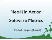 Class graph neo4j and software metrics