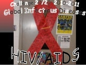 HIV Pandemic Research Project
