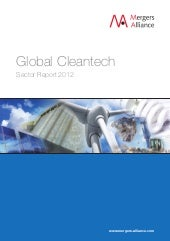 Global Cleantech Report 2012