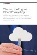 Clearing the fog from cloud computing