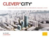 CleverCity - Location Intelligence for Smart Cities
