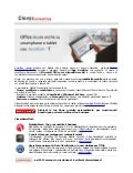 Office sicuro anche su smartphone e tablet con Accellion | Clever News, 04/2013