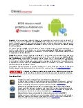 BYOD sicuro e email protetta su Android con MobileIron Email+ | Clever News, 05/2013