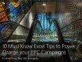 Top 10 Must Know PPC Tricks