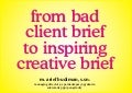 Client Brief To Creative Brief