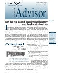Client Advisor - Winter 2011