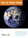 Scientific Facts on Climate Change 2007 Update