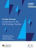 Climate change-implications-for-the-energy-sector-summary-from-ipcc-ar5-2014-full-report