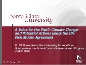 Potential Climate Change Litigation...