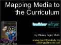 Mapping Media to the Curriculum (June 2012)