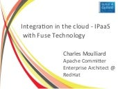 iPaas with Fuse Fabric Technology