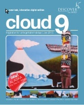 Cloud 9 | Travel Magazine | Jan 2013