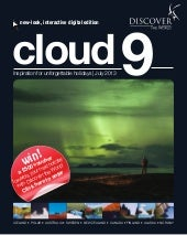Cloud 9 | Travel Magazine | July 2013