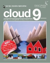 Cloud 9 | Travel Magazine | March 2013