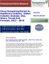 Healthcare Cloud Computing Market i...