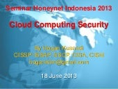 Hogan Kusnadi - Cloud Computing Sec...