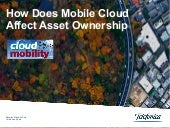 Cloud Mobility: Enabling Mobility A...