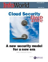 Cloud security deep dive infoworld ...